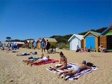 Brighton Beach Melbourne