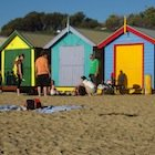 Brighton Beach Huts Melbourne
